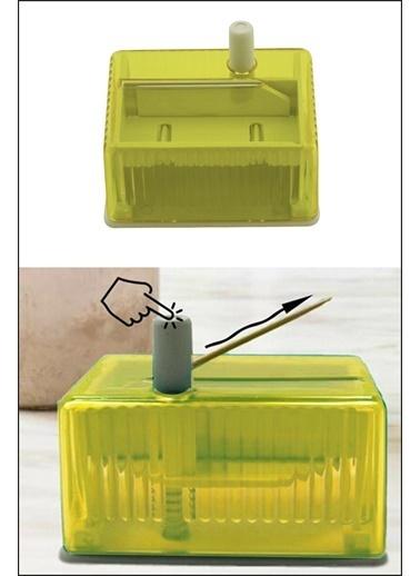 Kitchen Love Hijyenik Otomatik Kürdanlık-8X4Cm Renkli